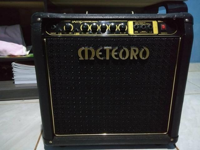 Amplificador meteoro 50w iamp - Foto 4