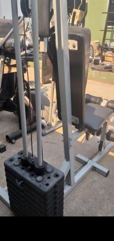 Estação musculação - Foto 3