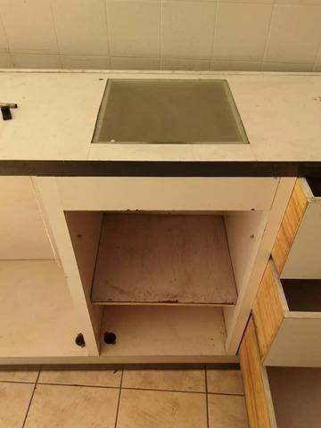 Balcão p Loja 2,00 x 97 altura x 46 de profundidade c gavetas - Foto 4