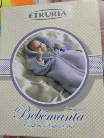 Vendo cobertor de bebê tipo saco - Foto 2