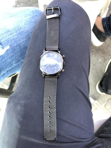 Vendo relógio armani - Foto 4
