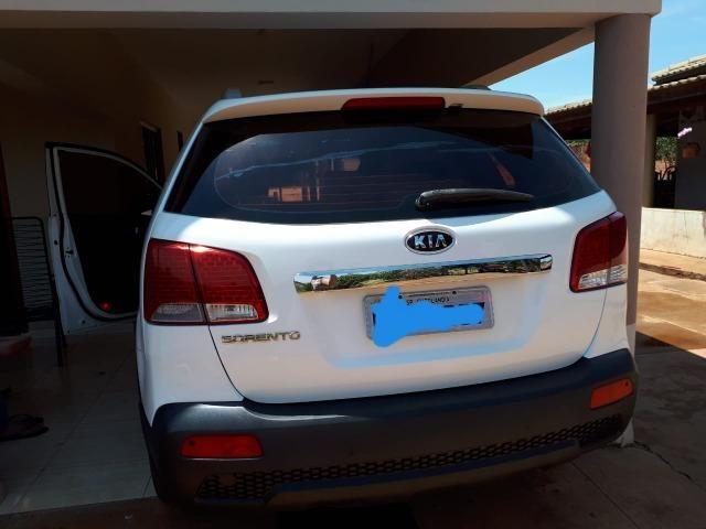 Kia sorento EX2 2.4G25 2011\12 - Foto 8