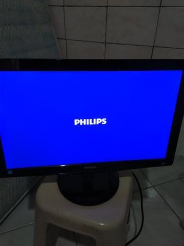 Monitor Philips 21,5, Estado de NOVO