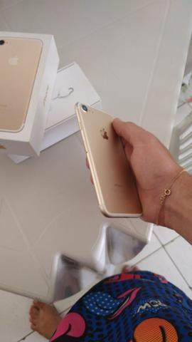 IPhone ( 7 ) Troco em 6s plus - Foto 2