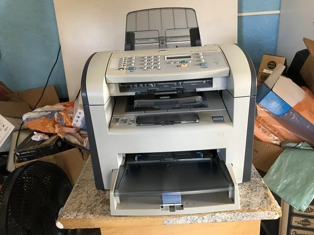 Impressora Multifuncional Laser Monocromática HP M1319 - Foto 5