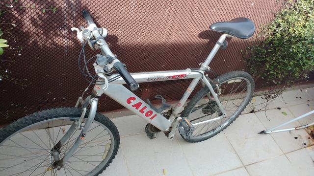 Caloi Supra 21V Aluminum Toda original - Foto 3