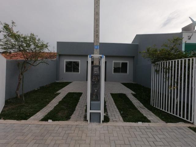 Ótima casa no Ganchinho Financia aceita FGTS - Foto 17