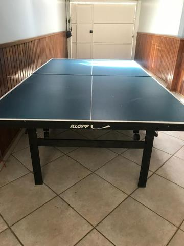 Mesa de tênis de mesa (ping pong) dobrável 03f03df4435c7