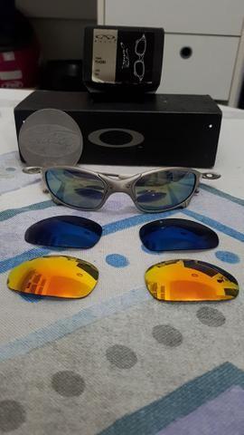 Oakley Juliet Plasma 1G - Bijouterias, relógios e acessórios ... 0d7417f8bb