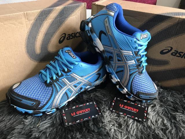 b2e0558bbf0 Tênis ASICS Gel Sendai importado TOP de linha - Roupas e calçados ...