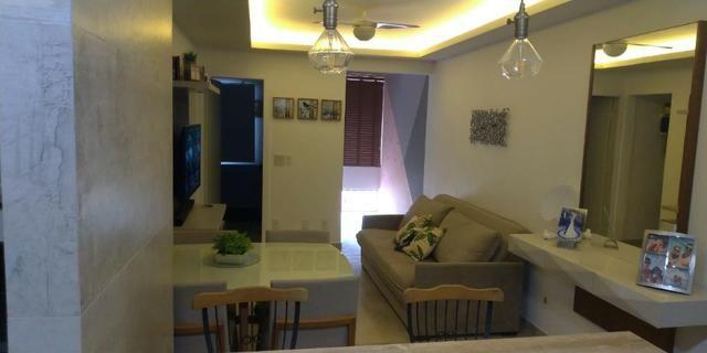 Lindo apartamento de 01 quarto a venda em Jardim Camburi - Foto 2