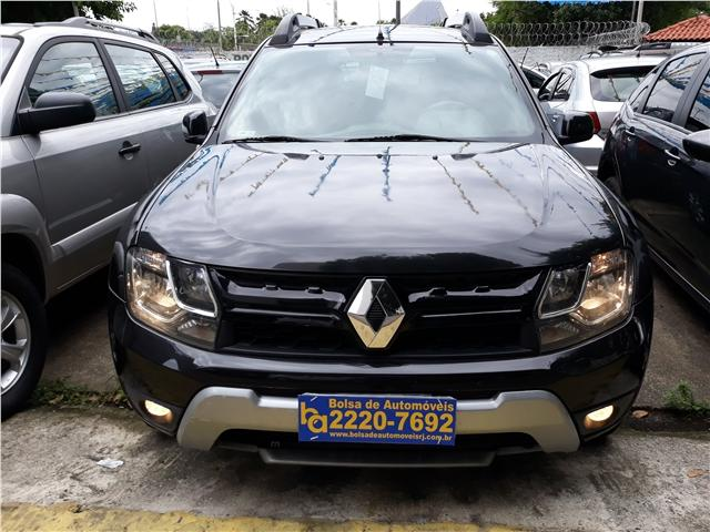 RENAULT DUSTER 1.6 16V DYNAMIQUE 4X2 FLEX MANUAL