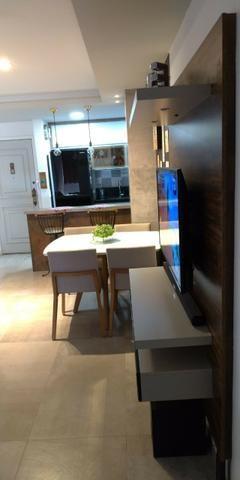 Lindo apartamento de 01 quarto a venda em Jardim Camburi - Foto 6