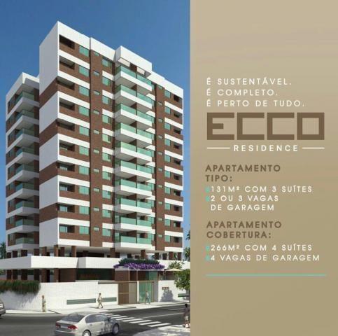 Apartamento à venda com 4 dormitórios em Ponta verde, Maceió cod:AP00001 - Foto 2