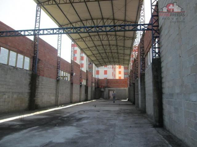 Galpão/depósito/armazém à venda em Sumaré, Caraguatatuba cod:GA0055 - Foto 7
