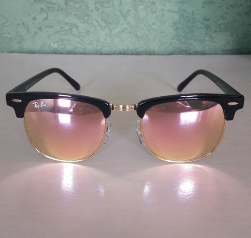 65f1a0d8e690d Óculos Ray Ban Clubmaster Original Importado - Bijouterias, relógios ...