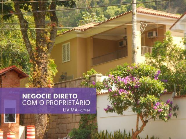 Casa à venda com 4 dormitórios em Cosme velho, Rio de janeiro cod:LIV-0959 - Foto 4