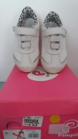 f796dccc4a Lote calçados Infantil Menina - Artigos infantis - Sítio Cercado ...