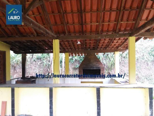Oportunidade, vende-se chácara com 2 piscinas em Itaipé - Foto 5