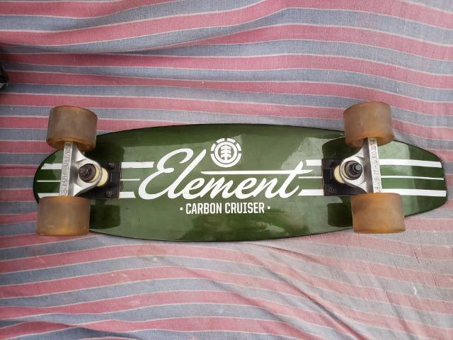 Skate Element Carbon Cruiser Verde