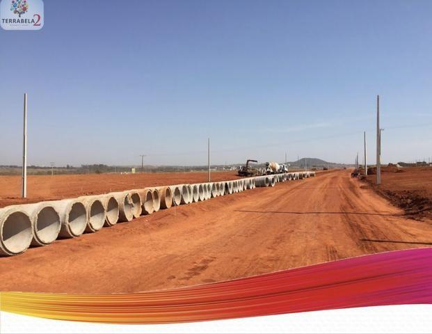 TERRA BELA 2 - Lotes prontos para construir perto GO-020, - Foto 4