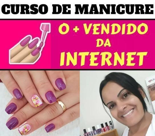 Resultado de imagem para Aulas de Manicure e Pedicure (Iniciante) Faby Cardoso