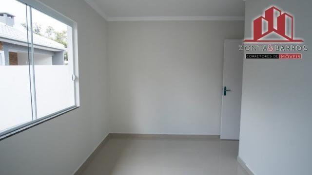Casa à venda com 3 dormitórios em Nações, Fazenda rio grande cod:CA00058 - Foto 8