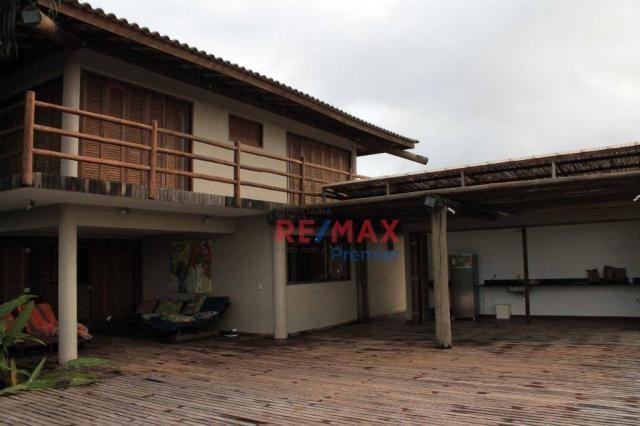 Casa com 7 dormitórios à venda por r$ 2.000.000 - villas de são josé - itacaré/ba - Foto 20