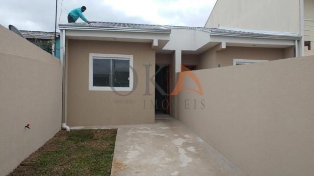 Casa 42m² 02 dormitórios no campo de santana é na oka imóveis - Foto 2