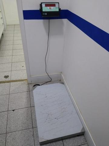 Balança Eletrônica Móvel (200 kg) - Foto 2