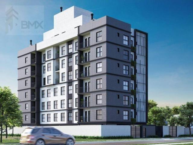 Apartamento com 1 dormitório à venda por R$ 129.900,00 - Novo Mundo - Curitiba/PR
