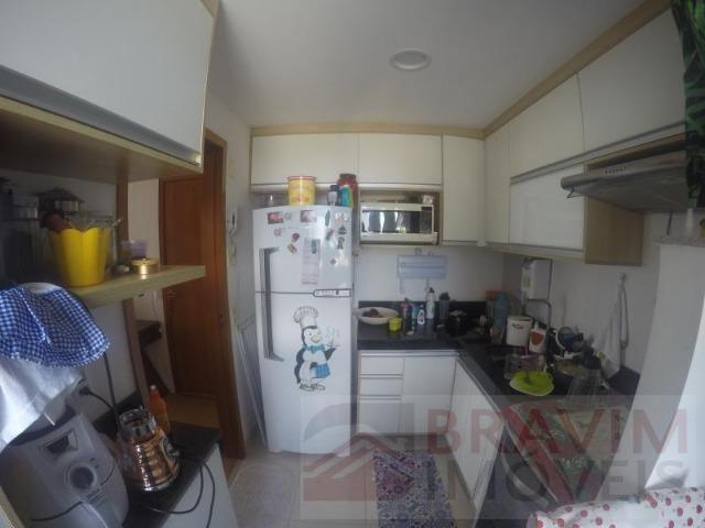 Lindo apartamento com 3 quartos em Morada de Laranjeias - Foto 4