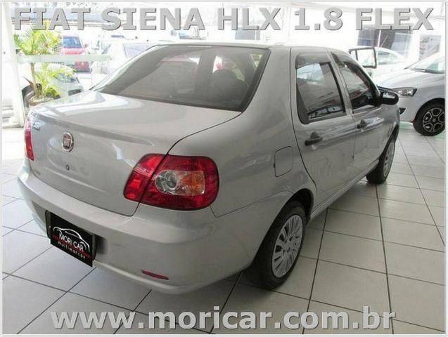 Fiat Siena Hlx 1.8 Flex - Ano 2006 - Bem Conservada - Foto 3