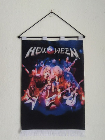 Flamula decorativa halloween