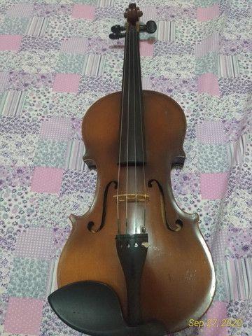 Violino Stradivarius Antigo - Foto 4
