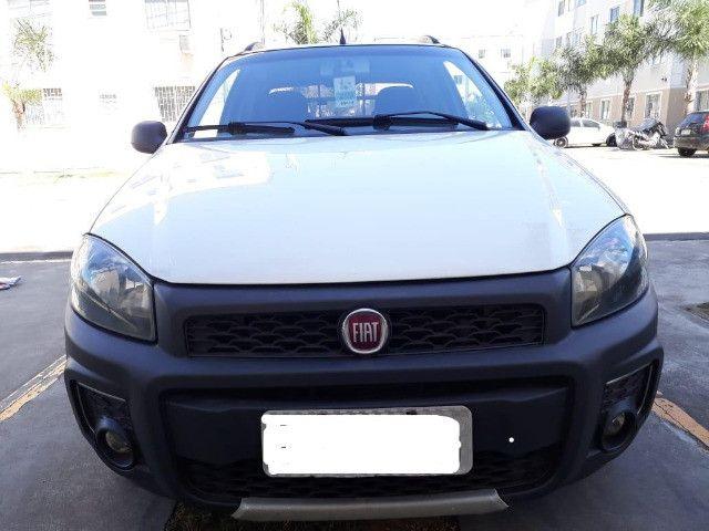 Fiat Strada Work (Impecável) - Foto 5