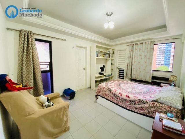 Apartamento à venda, 156 m² por R$ 650.000,00 - Meireles - Fortaleza/CE - Foto 7