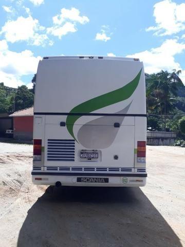 Ônibus Busscar Scania 1992 - Foto 5