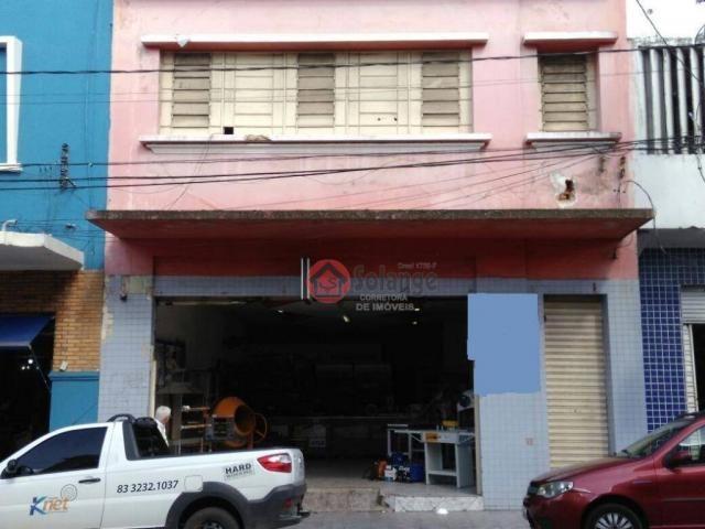 Ponto Comercial Centro R$ 600 mil