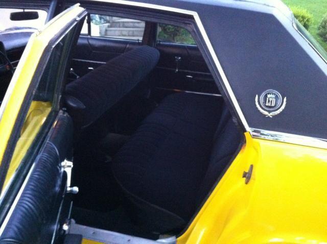Ford Galaxie Landau LTD - Foto 11