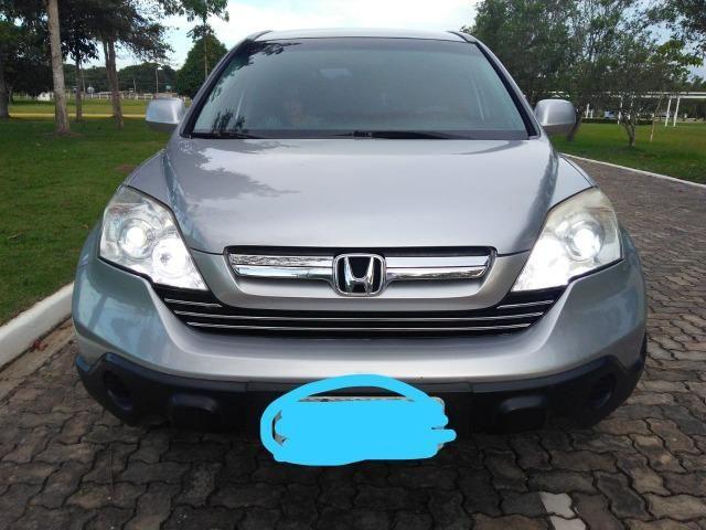 Vendo ou Troco Honda CRV - Foto 8