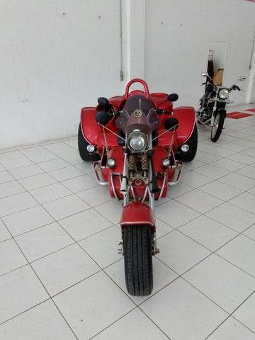 Triciclo cemim motor 2.0 ap injetado