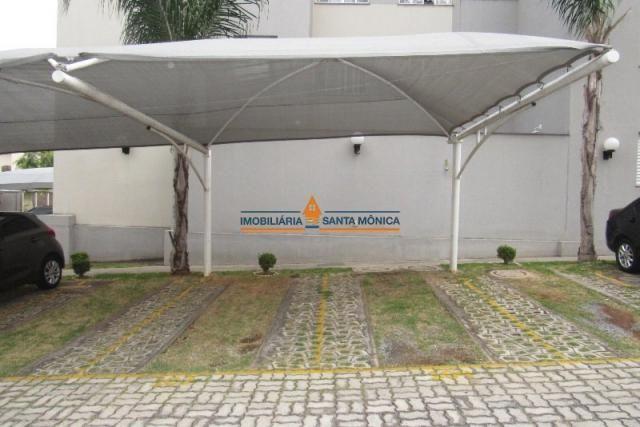 Apartamento à venda com 2 dormitórios em Santa mônica, Belo horizonte cod:14684 - Foto 8