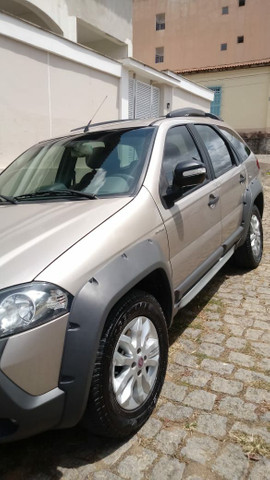 Carro fiat palio wk adven flex - Foto 9