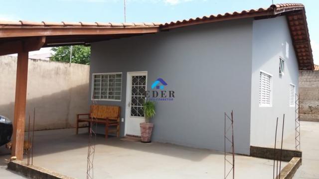 Casa à venda com 2 dormitórios em Parque gramado ii, Araraquara cod:CA0116_EDER - Foto 15