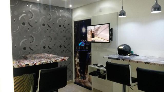 Apartamento à venda com 2 dormitórios em Jardim califórnia, Araraquara cod:AP0155_EDER