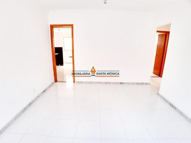 Apartamento à venda com 3 dormitórios em Santa monica, Belo horizonte cod:10513 - Foto 2