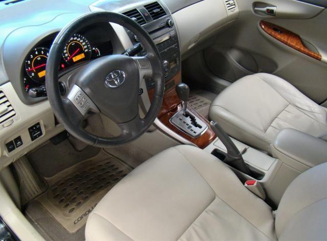 Toyota Corolla  Sedan SEG 1.8 16V (flex) (aut) FLEX AUTOMÁT - Foto 3