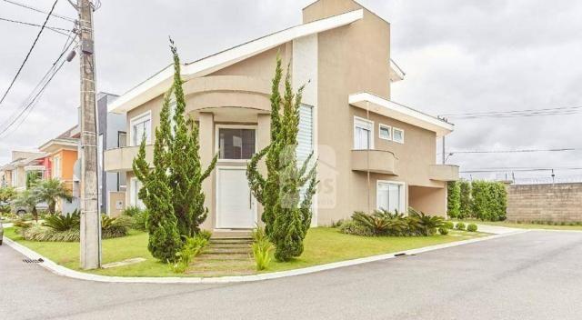 Casa em Condomínio Clube com 5 suítes à venda, 404 m² por R$ 2.390.000 - Pinheirinho - Cur - Foto 2