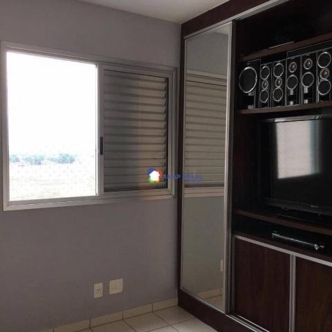 Apartamento com 3 dormitórios à venda, 81 m² por R$ 305.000,00 - Cidade Jardim - Goiânia/G - Foto 8